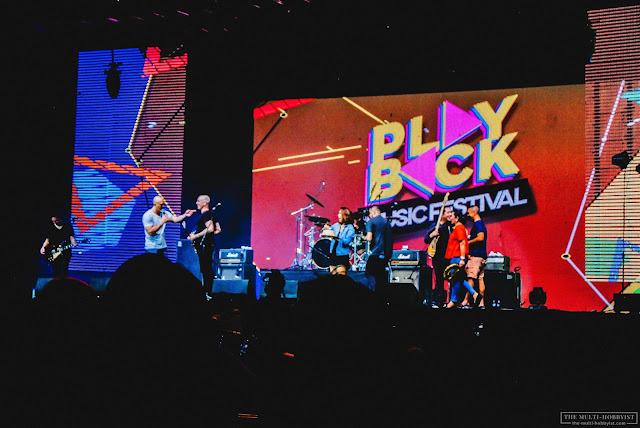 KC Montero and Vertical Horizon | Playback Music Festival 2018