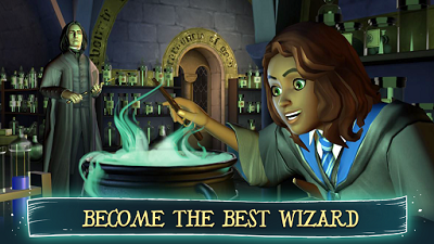 harry potter hogwarts mystery for android