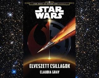 Claudia Gray Elveszett csillagok könyv