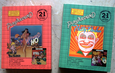 Pack de dos juegos PlayAround