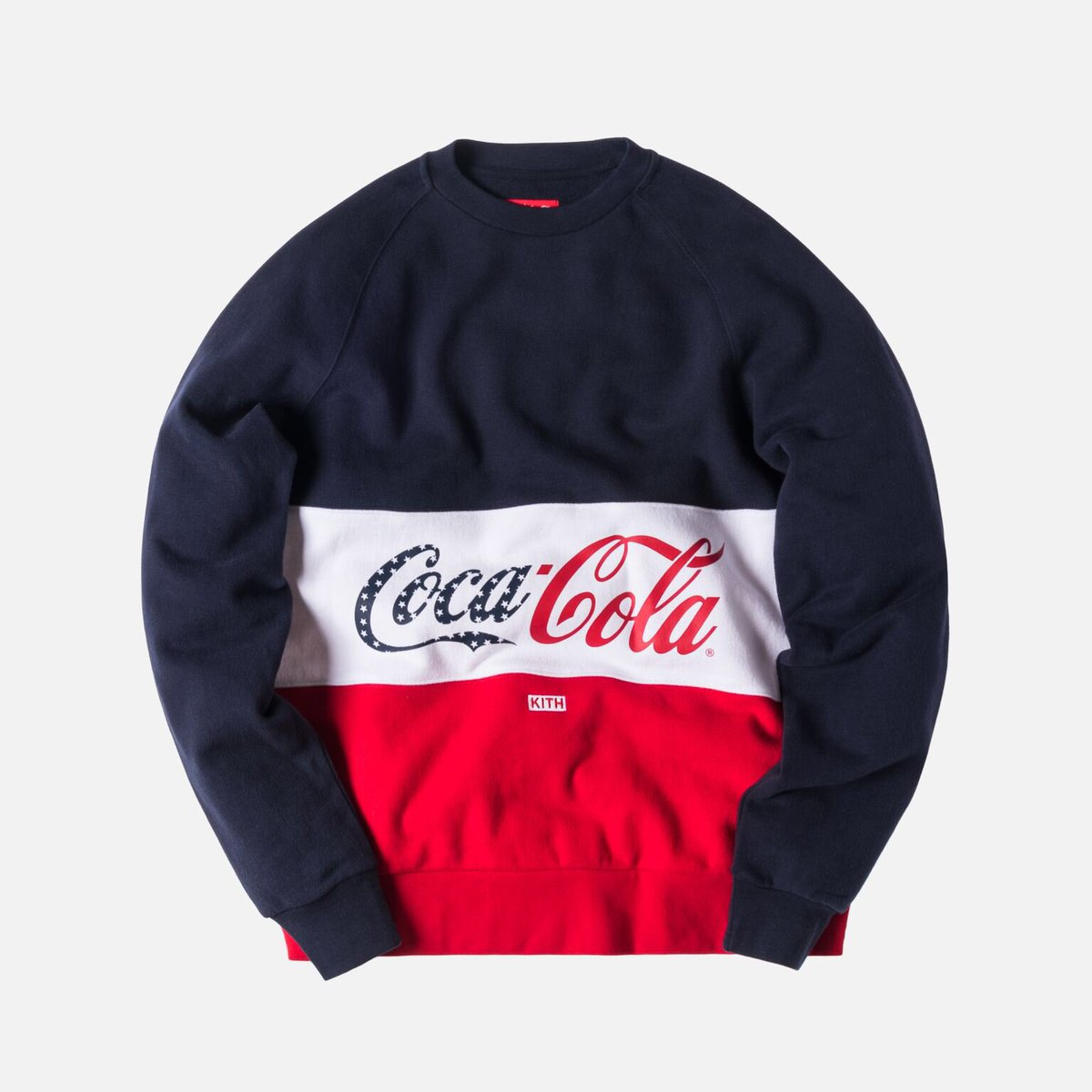 11f19a85 Without a moment to spare for the last part of summer, Kith has united with  Coca-Cola for another keep running of collective rigging.
