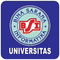 Logo Universitas Bina Sarana Informatika (UBSI) Terbaru