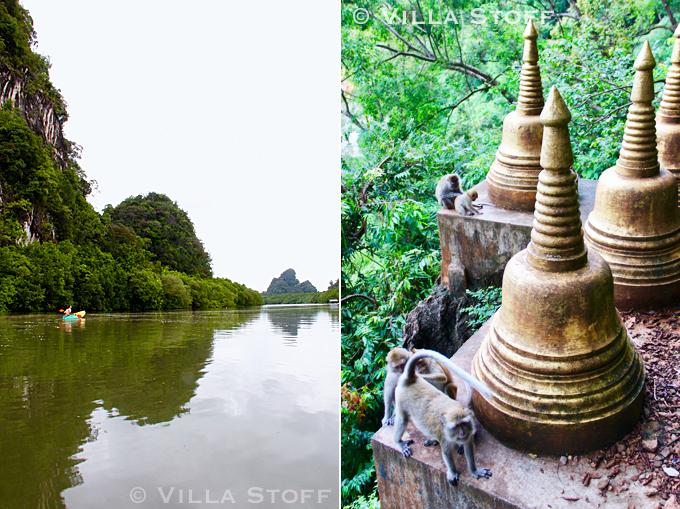 Weltreise • Ao Luek & Krabi, Thailand