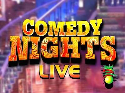 Comedy Nights Live 17 July 2016