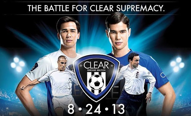 Team James vs Team Phil Clear Dream Match 2013