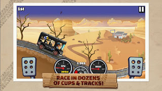 Hill Climb Racing 2 Aplikasi Game Tanpa Kuota Seru