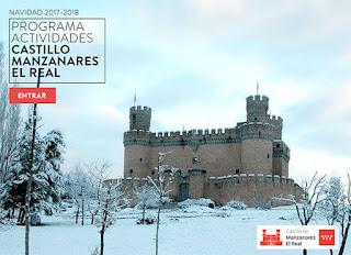 Programa Castillo Manzanares