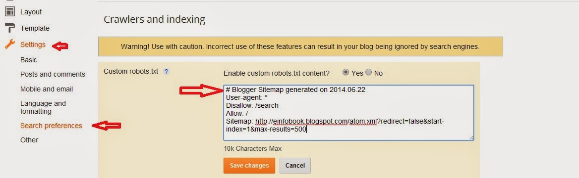 How to Add Sitemap to Blogger Blog Easily