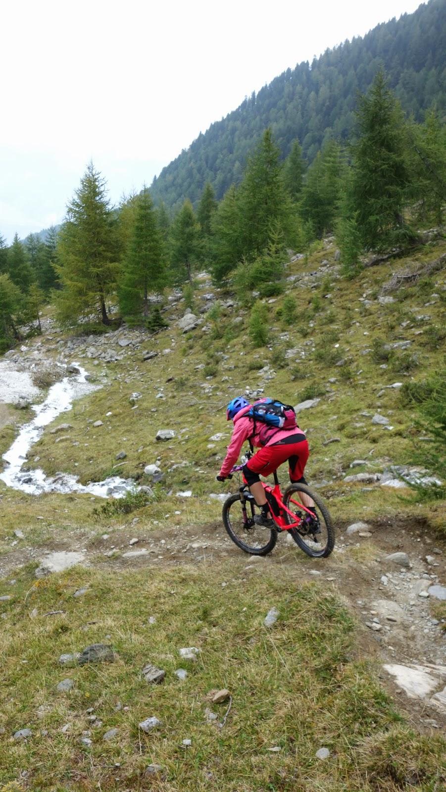 Biketour Laas Vinschgau Marmorbruch