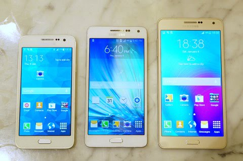 Samsung Galaxy A7 Released in China – Coming Soon to India