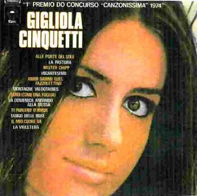 Gigliola Cinquetti - Amor Dammi Quel Fazzolettino