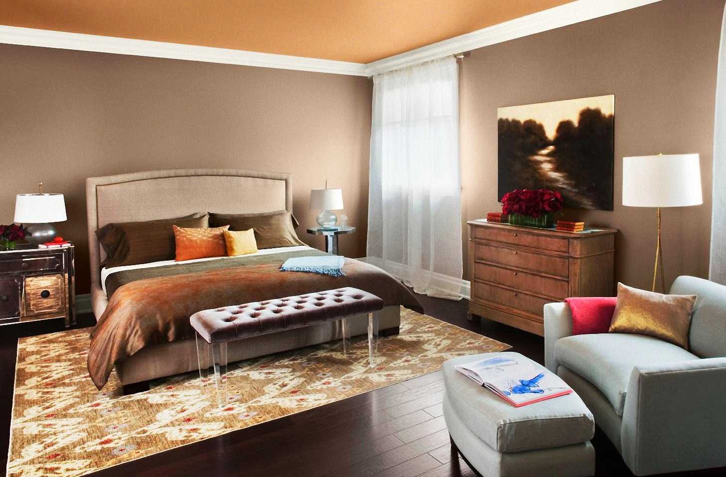 How To Design An Eclectic Bedroom Ideas For Home Decor