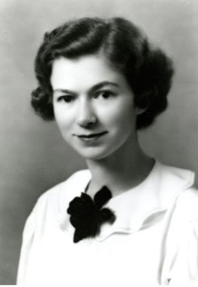 Beverly Cleary, young adult author in 1938. Klickitat Street. marchmatron.com