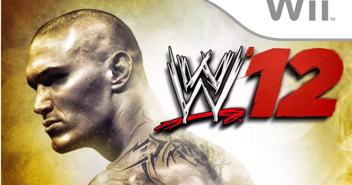Games for PC: WWE 12 wii iso highly compress
