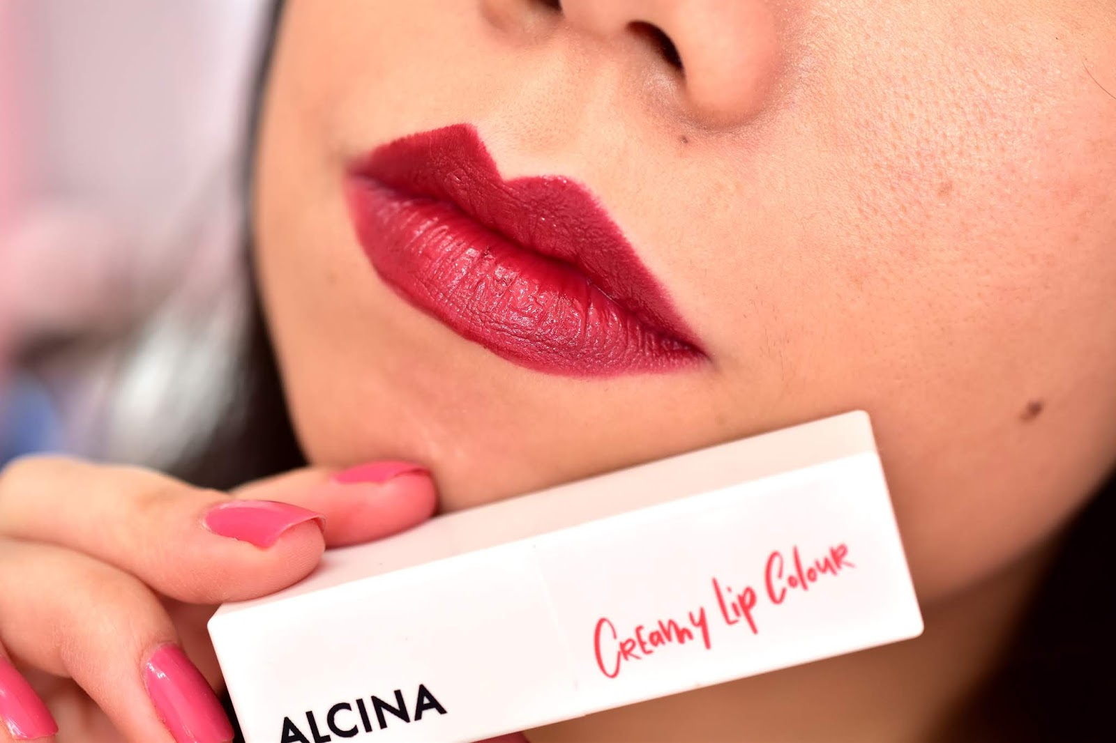 Alcina Creamy Lip Colour Cherry