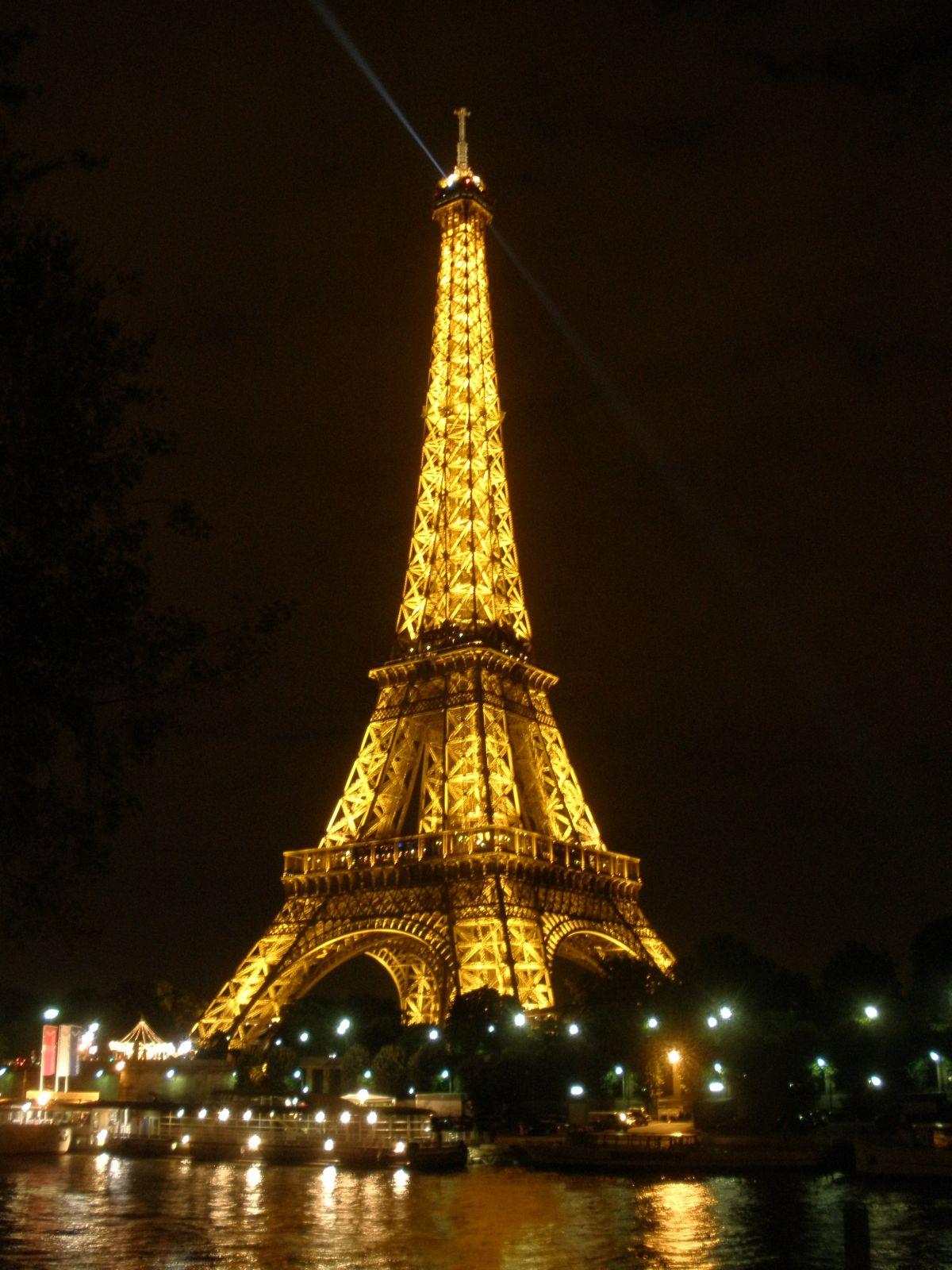 Paris France Eiffel Tower Hotels