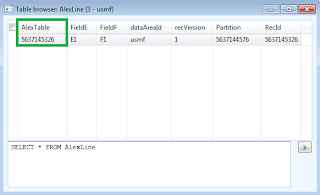 Dynamics AX 2012 Data Import using DMF