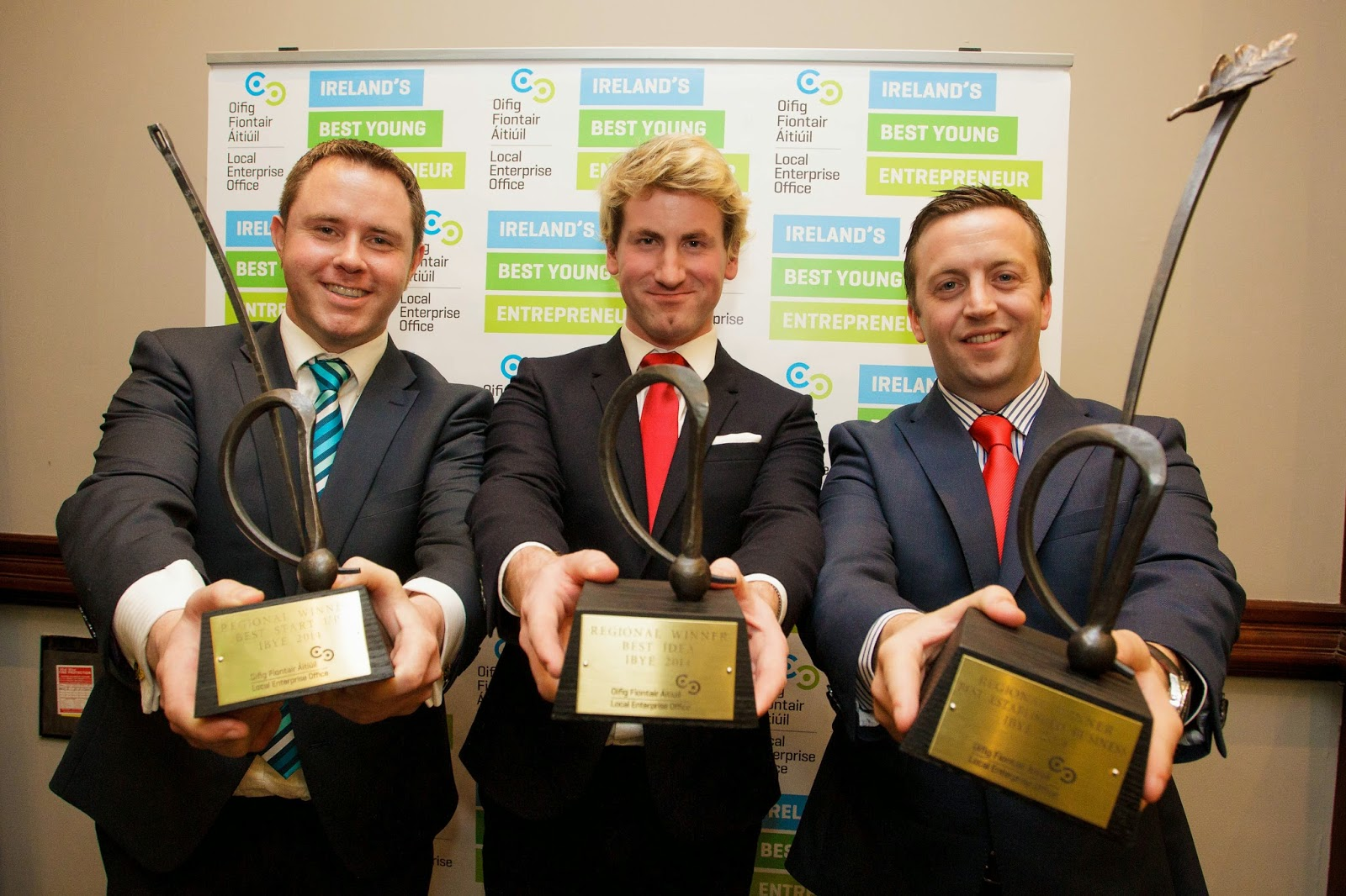 Tipp businessmen reach 'Best Young Entrepreneur' National Final