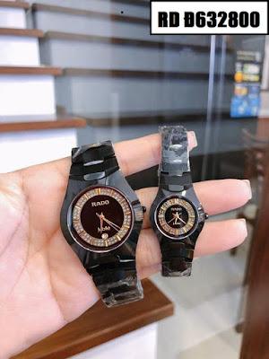 Đồng hồ cặp đôi Rado RD Đ632800