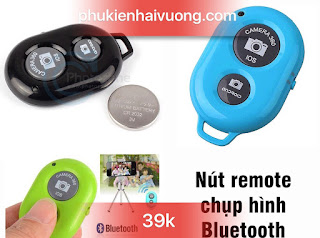 remote blutooth