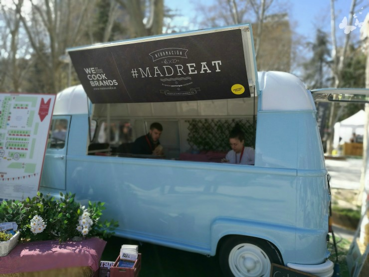 20.04.2017 #GASTRO. Foodtrucks en Madreat