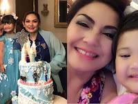 Jadi Nenek Cantik, Begini Kedekatan Nia Daniaty dan Cucu yang Ia Perlakukan Seperti Princess