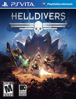 Helldivers PS VITA GAME [.VPK]