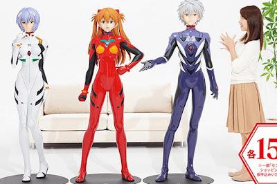 9 Karakter Anime Ini Dibuatkan Figure Seukuran Manusia