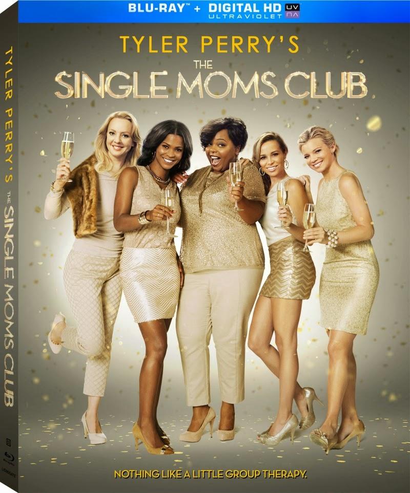 Cover Caratula The Single Moms Club (2014) 1080p BD25