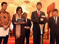 Resmi !! Presiden Jokowi Umumkan THR dan Gaji 13 PNS, TNI,Polri dan Pensiunan. Ini Nominalnya !