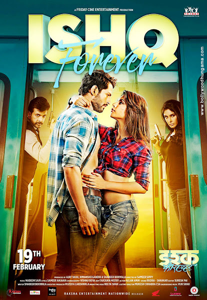 Ishq Forever (2016) Movie Poster No. 3