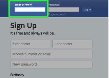 Welcome to facebook log in s