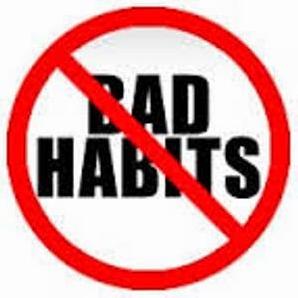 10 kebiasaan buruk yang merugikan kesehatan