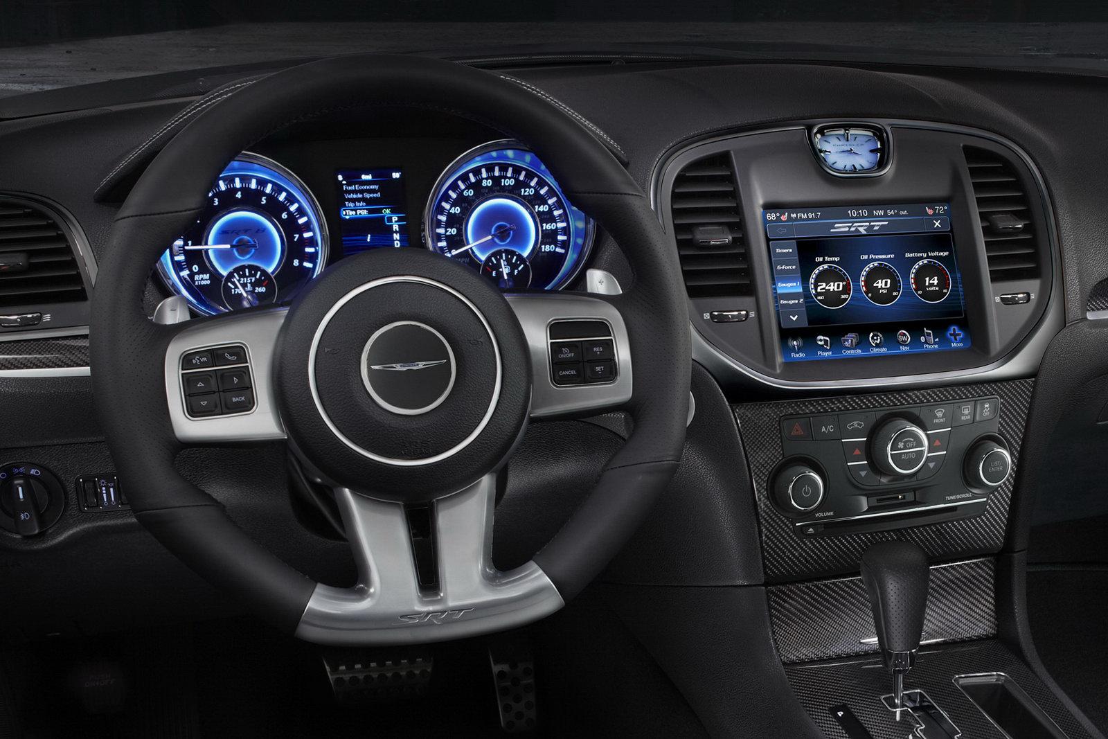 2012 Chrysler 300C SRT8 - Cars
