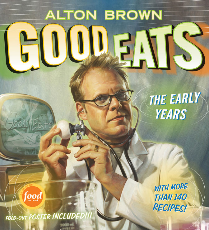 Good Eats Fast Food Alton Brown