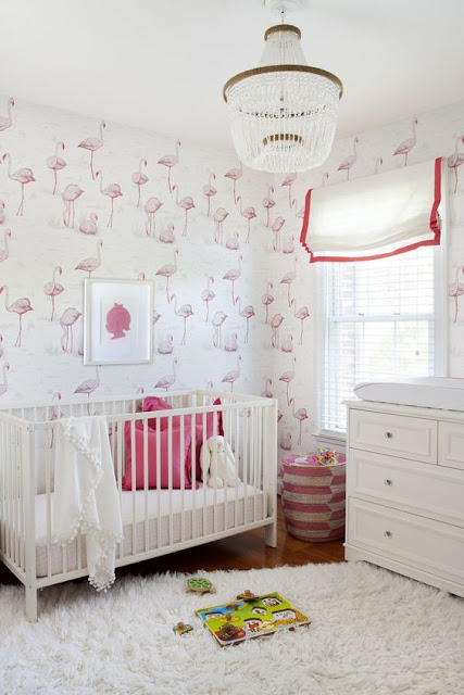 decor-quarto-bebe-flamingos