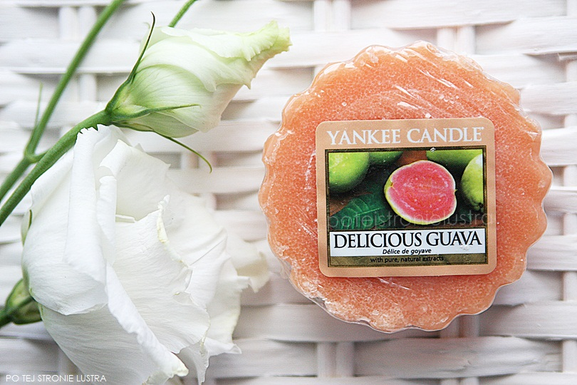 wosk yankee candle delicious guava