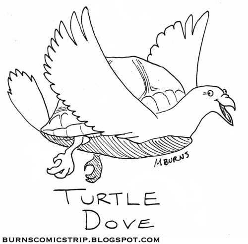 Turtle Dove Tattoo ~ Women Fashion And Lifestyles