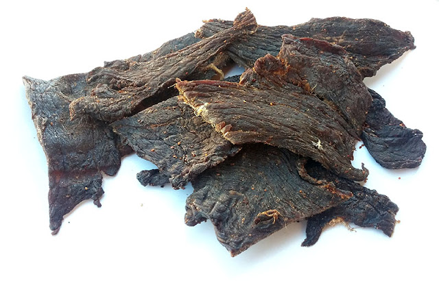 old time beef jerky