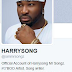 Harrysong deletes Alter-Plate information from his social media accounts, replaces it with Five Star
