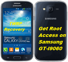 How to Install Latest TWRP Recovery and Get Root Access on Samsung GT-I9060