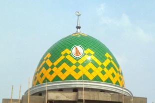 Jasa Kontraktor kubah masjid Di Wates
