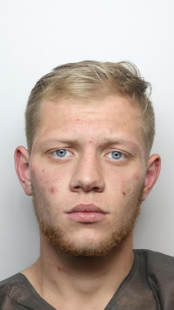 Shipley man Ryan Surtees headbutted victim in the face before helping to rob him of money at a cashpoint in Bradford city centre
