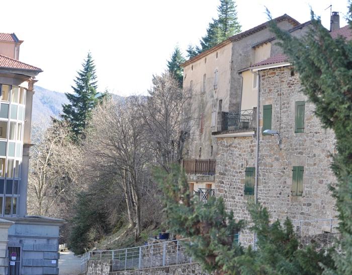 Saint Laurent les Bains