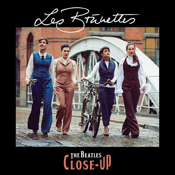 Les Brünettes en tournée présentent leur album « Beatles Close-Up »