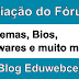 Criação do fórum