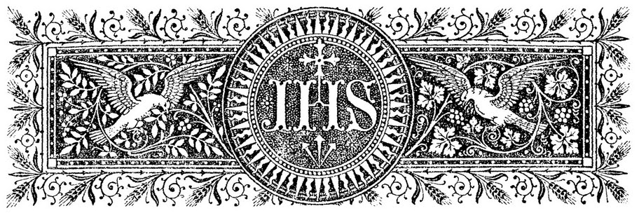What does IHS stand for? The meaning of the Holy Name of Jesus | The