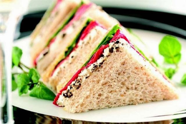 30 rellenos para sándwich