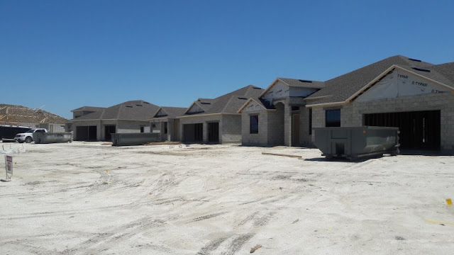 New Home Construction - Trasona Cove