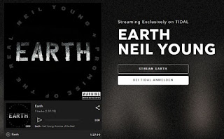 """Neil Young"", EARTH, Tidal"